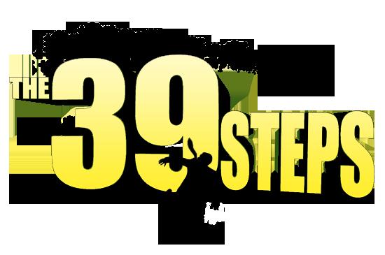 39 Steps Show Logo