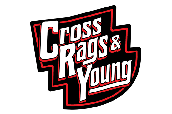 Cross Rags and Young Logo